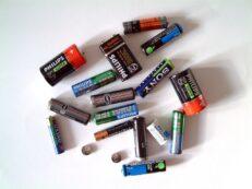 baterii uzate brai cata