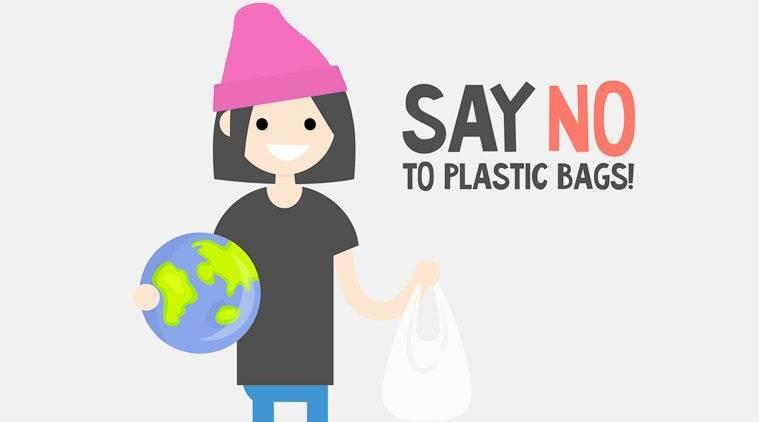 spune nu sacoselor de plastic