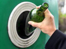 cum reciclezi sticla