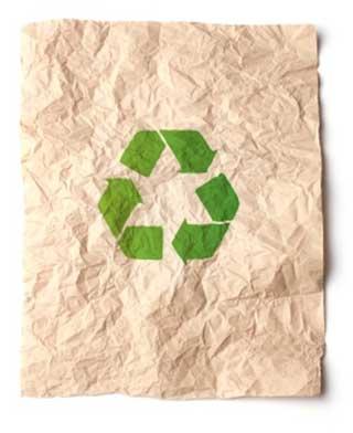 hartie reciclata