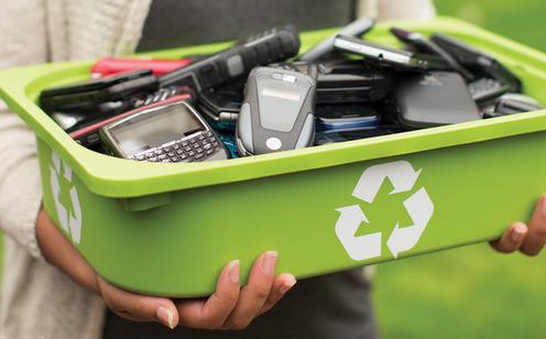 telefoane reciclate