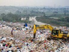 groapa de gunoi ilegala