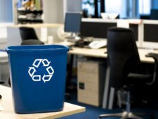 reciclarea la birou