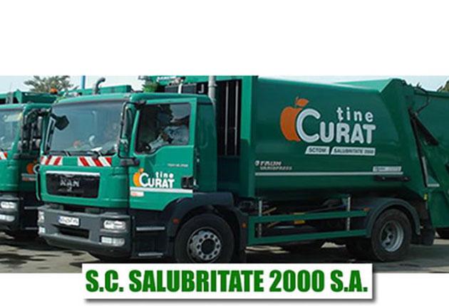 SALUBRITATE 2000 SA - Firmă de colectare și reciclare deșeuri în Pitești, județul Argeș