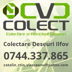 CVD COLECT SRL - Firmă de colectare și reciclare deșeuri în Jilava, județul Ilfov
