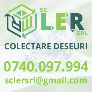 LER SRL - Firmă de colectare și reciclare deșeuri în Călărași, județul Călărași
