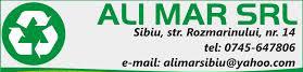 ALI-MAR SRL - Firmă de colectare și reciclare deșeuri în Sibiu, județul Sibiu