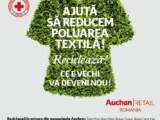 Auchan colectare textile