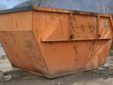 containere pentru deseuri voluminoase