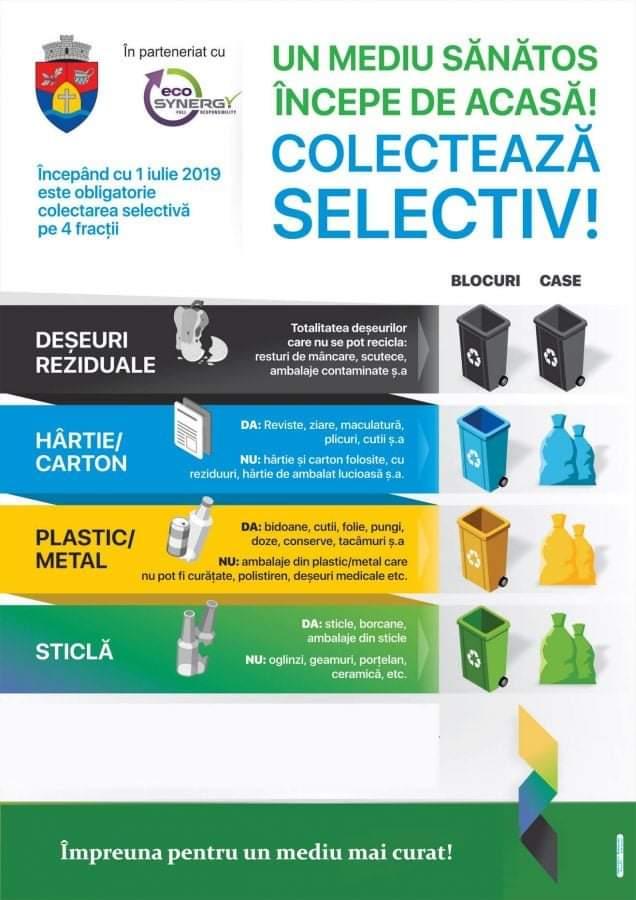 reciclabile floresti