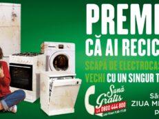 O noua campanie de reciclare a deseurilor electrice la Mangalia