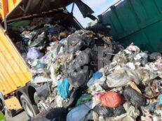 Depozitul de deseuri reciclabile de pe Bobalnei
