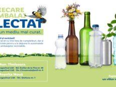 Lidl reciclare ambalaje sticle