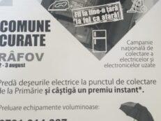 deseuri electrice si electrocasnice rafov