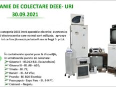 colectare deee