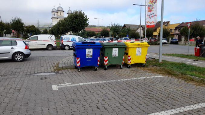 Colectare reciclabile alba iulia x