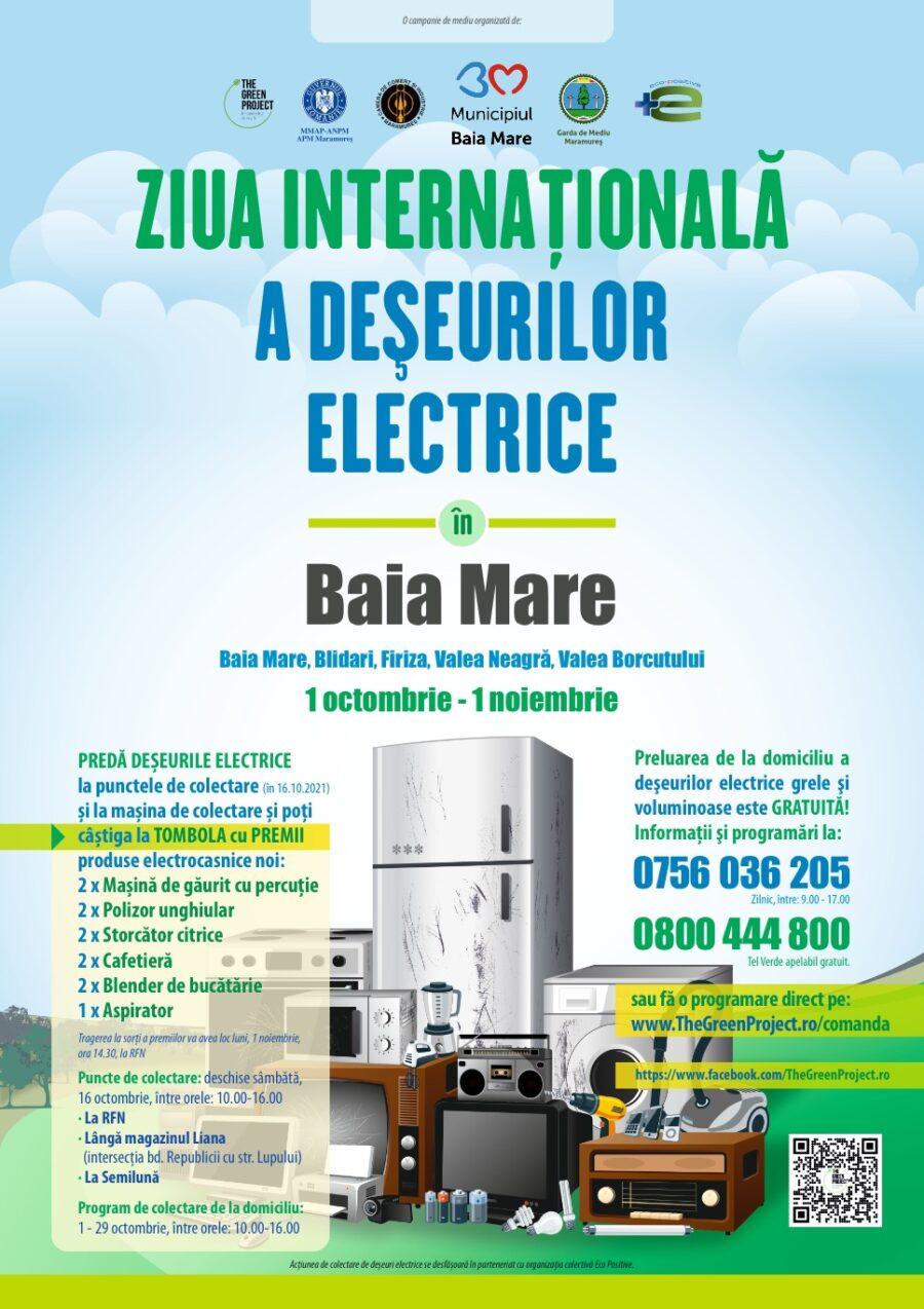 Poster Campanie ZIUA INTERNATIONALA A DEEE vf